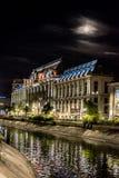 Pałac sprawiedliwość, Bucharest Zdjęcia Stock
