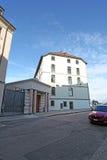 Pałac sprawiedliwość, Genewa Zdjęcia Stock