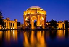 Pałac sztuka piękna Obraz Stock