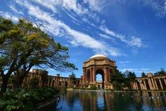Pałac sztuka piękna (Najlepszy piękny miejsce odwiedzać) Fotografia Stock