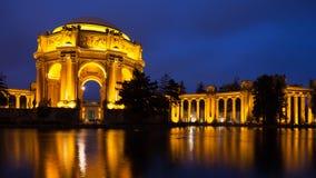 Pałac sztuki piękna Zdjęcie Royalty Free