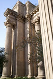 Pałac sztuki piękna Fotografia Stock