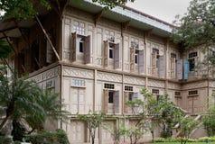 pałac Thailand vimanmek zdjęcia royalty free