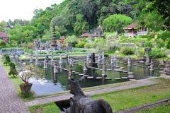 pałac tirtaganga woda Zdjęcie Stock