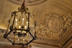 Pałac Versailles świecznik Obraz Stock