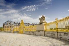 Pałac Versailles, Paryż zdjęcie stock