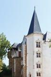 Pałac w kasztelu diucy Brittany, Nantes Zdjęcia Royalty Free