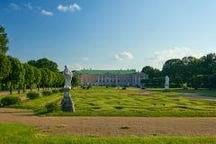 Pałac w Kuskovo nieruchomości Zdjęcie Stock
