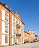 Pałac Wiesbaden Biebrich, obraz royalty free