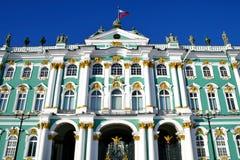 pałac zima zdjęcie stock
