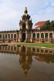 pałac zwinger Fotografia Royalty Free