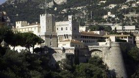 pałacu księcia monako Fotografia Stock