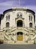 pałacu sprawiedliwości Zdjęcie Stock