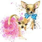 Państwo młodzi koszulki psie grafika mini psia ilustracja z