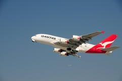 październik 380 Airbus 2008 rozwolnień Październik Obrazy Stock