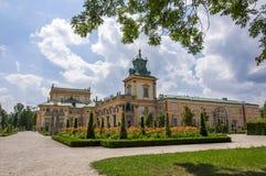 Pałac Fotografia Stock