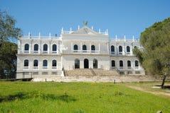 Pałac Acebron, Almonte Huelva fotografia stock