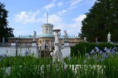 Pałac Arkhangelskoye Obrazy Stock