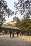 pałac beijing chiny lato Zdjęcie Stock