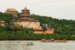 pałac beijing lato Zdjęcia Royalty Free