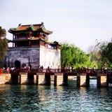 pałac beijing lato Fotografia Royalty Free