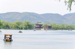 pałac beijing lato Obraz Royalty Free