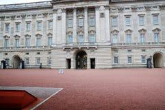 Pałac Buckingham w Londom Fotografia Royalty Free