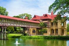 pałac chan sanam Zdjęcie Royalty Free