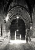 Pałac drzwi Zdjęcie Royalty Free