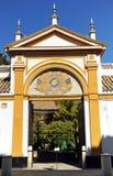 Pałac Duenas w Seville, Hiszpania Zdjęcie Royalty Free