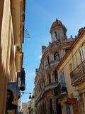 Pałac Havana Obrazy Stock