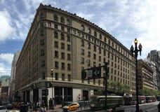 Pałac hotel San Fransisco Obrazy Royalty Free