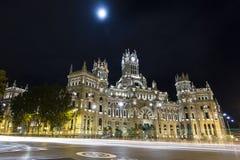Pałac komunikacje Zdjęcie Royalty Free