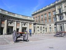 pałac królewski zdjęcia stock