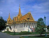 pałac królewski Obrazy Stock
