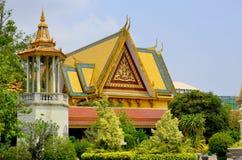 pałac królewski Zdjęcia Royalty Free