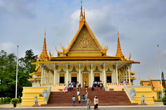 pałac królewski Fotografia Stock