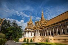 pałac królewski Zdjęcie Stock