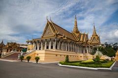 pałac królewski Obraz Royalty Free