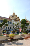 pałac królewski bangkoku Obrazy Stock