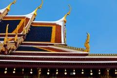 pałac królewski bangkoku Fotografia Royalty Free