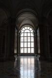 pałac królewski okno Obraz Royalty Free