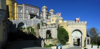 pałac królewski pena, Obraz Royalty Free