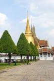 pałac królewski Thailand Obrazy Royalty Free