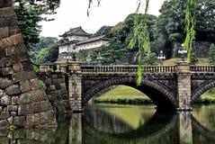 pałac królewski Tokyo Zdjęcia Royalty Free