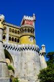 pałac krajowy pena Fotografia Royalty Free