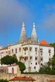 pałac krajowy sintra Obraz Royalty Free
