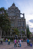 Pałac Kultura Zdjęcia Royalty Free