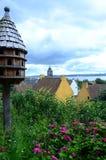 Pałac ogródy Zdjęcie Stock