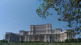 pałac parlamentu Fotografia Royalty Free